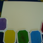 Toddler Town Chicago Rain Bow Project parts
