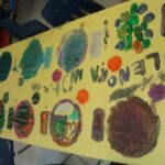 Healthy Eating Painting